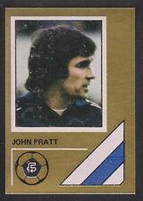 FKS - Soccer Stars 78/79 Golden Collection - # 277 John Pratt - Tottenham