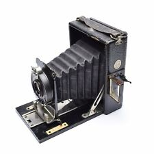 Thornton Pickard Filmak Folding Camera with Salex Anastigmat f/ 6.8 Lens. 1923