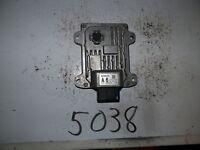 2012 12 NISSAN VERSA 1.6L COMPUTER BRAIN ENGINE CONTROL ECU ECM MODULE