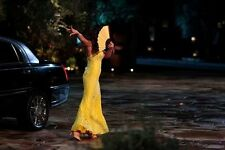 Bachelor 21 dress_ Christen Whitney_yellow limo dress/GREAT FOR PROM