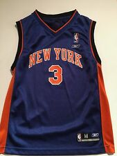 STEPHON MARBURY NEW YORK KNICKS VINTAGE REEBOK JERSEY YOUTH MEDIUM 5b043753b