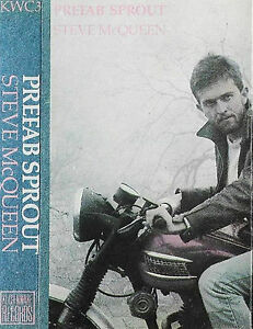 PREFAB SPROUT STEVE MCQUEEN CASSETTE THOMAS DOLBY KITCHENWARE KWC3 no barcode