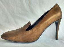 Kennel & Schmenger Ladies Womens Brown Suede Court Shoes Size 7/40 New RRP £165