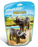 Playmobil Wild Life Animals Water Buffaloes Family Accessory Assortment Pack