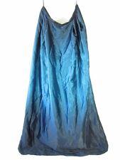 BLONDIE STACY SKLAR BLUE 13 ZIPPER BALL DRESS FULL LENGTH REGULAR WOMENS