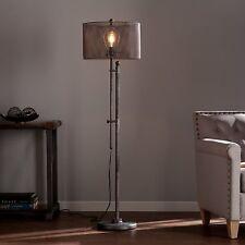 Unique Industrial Floor Lamp Minimalist Edison Light Modern Steel Lighting NEW