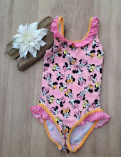 Disney Minnie Mouse Age 18-24M Girls Swimming Costume holiday camp caravan pool