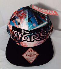 New Marvel Secret Wars Original Snapback Hat NWT Bioworld