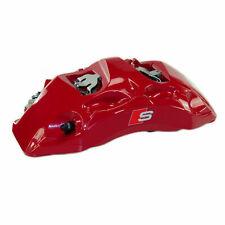 Audi A4 S4 B9 A5 S5 F5 Original Caliper Delante Izquierdo 350mm Rojo 8W0615107G