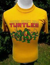 Vintage 80's/90's Screen Stars Best TMNT Teenage Mutant Ninja Turtles Shirt - S