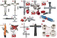 Schaltschrankschlüssel Hausmeisterschlüssel Bautenschlüssel Universalschlüssel