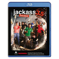 PARAMOUNT - UNI DIST CORP BR7909344  JACKASS 3.5 UNRATED MOVIE (BLU RAY)