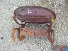 International AI Industrial A yellow IH tractor Original seat assembly & tag &tb