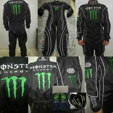 kart racing suit for Monster karting suits With Free Balaclava -Great Quality