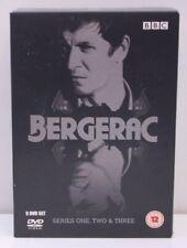 Bergerac Complete Series 1-3 1 2 3 uk region 2 DVD Box Set John Nettles BBC