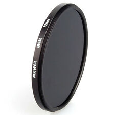 Neewer 72MM Optical Glass Infrared Filter - IR950 - for Sony Canon Nikon