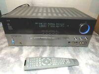 Harman Kardon AVR 230 6.1 Channel 300 Watt Receiver Working Remote Bundle