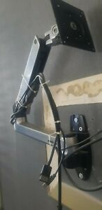 Ergotron LX Sit-Stand Wall Mount LCD Arm..