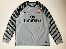Mens Nike Arsenal 2010/2011 Goalkeeper Jersey Shirt Size XL