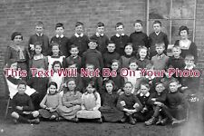 SF 787 - School Class, Walsham Le Willows, Suffolk c1920 - 6x4 Photo