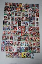 STEVE YOUNG *107 Card Lot* All Different! -6 Inserts  San Francisco 49ers -NFL