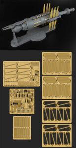 Babylon 5 Station Model Kit Deluxe Upgrade Detail Set 181GS03