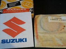 SUZUKI PISTON RINGS GT185 +0.75mm (1) NEW TS100