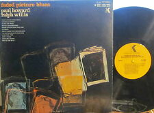 ► Paul Howard/Ralph Willis - Faded Picture Blues (KIng) Blues LP
