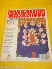 INVESTORS CHRONICLE - WOMEN ON THE BOARD - MARCH 24 1995
