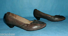 chaussures ballerines escarpins PALLADIUM en cuir  p 37 fr SUPER ETAT