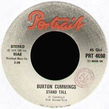 BURTON CUMMINGS - Stand Tall / Burch Magic - PRT 4690 - Ita