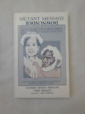 MUTANT MESSAGE DOWNUNDER Down Under Marlo Morgan TRUE 1st MM Lees Summit MO 1991
