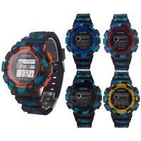 Vogue Multifunction Sports Electronic Wrist Watch FOR Child Boy Girl Waterproof