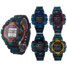 Vogue Multifunction Sports Electronic Wrist Watch FOR Child Boy Girl Waterproof