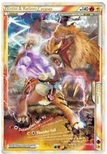 Entei & Raikou Legend (Full - Top & Bottom) - Unleashed #90 + #91 - Pokemon C...