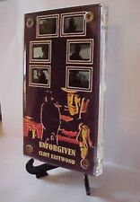 Clint Eastwood Unforgiven Film Frame Cell Display with zipper pouch