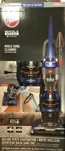 Hoover WindTunnel 2 Whole House Rewind Bagless Corded Upright Vacuum UH71250 NEW