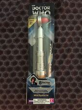 Doctor Who - The 8th Doctor's Sonic Screwdriver with Sound FX - New & Sealed