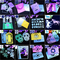 Metal Cutting Dies Stencil DIY Scrapbooking Paper Card Embossing Craft Gift
