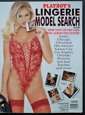 US Playboy Playboys Lingerie Model Search March 1997 se58