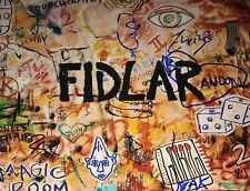 FIDLAR Complete Group Signed 8x10 Autographed Photo COA E1