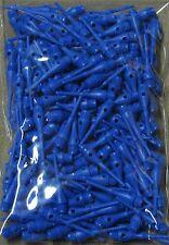 """250 Dartmaster Pro Tips 1/4"""" Thread Standard length ~ Long ~ Blue"""