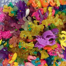 Random 10x Original My Little Pony Blind Bag Glitter Ponies Figure Boy Girl Toy