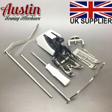 WALKING, QUILTING FOOT SET WORKS ON BERNINA OLD STYLE SEWING MACHINES 1001 +