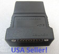 Hainan Mazda Scanner Adapter For Launch X431 Master Diagun III X431 IV PAD iDiag