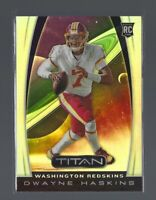 DWAYNE HASKINS  2019 Chronicles  Titan #T2  ROOKIE CARD  Washington Redskins