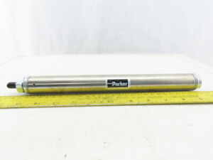 "Parker 0.106NSR6.000 1-1/8"" Bore 6"" Stroke Single Acting Air Cylinder"
