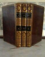 GRAVURES MARILLIER Beau Plein Veau XVIII° - CRÉBILLON : Œuvres complètes, 1785