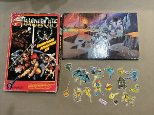 Vintage Thundercats Colorforms Playset Complete Rare