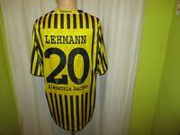 Alemannia Aachen Jako Heim Trikot 2008/09 + Nr.20 Lehmann + Signiert Gr.XL TOP